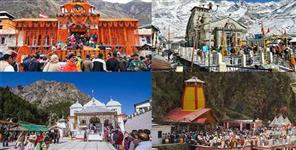 Guidelines issued for Chardham Yatra