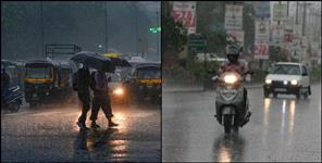 Yellow alert of heavy rain issued for these five districts of Uttarakhand